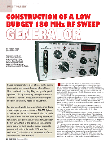 Nuts and Volts - December 2013 - Page 28-29