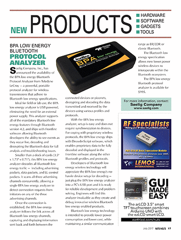 Nuts and Volts - July 2017 - Page 16-17